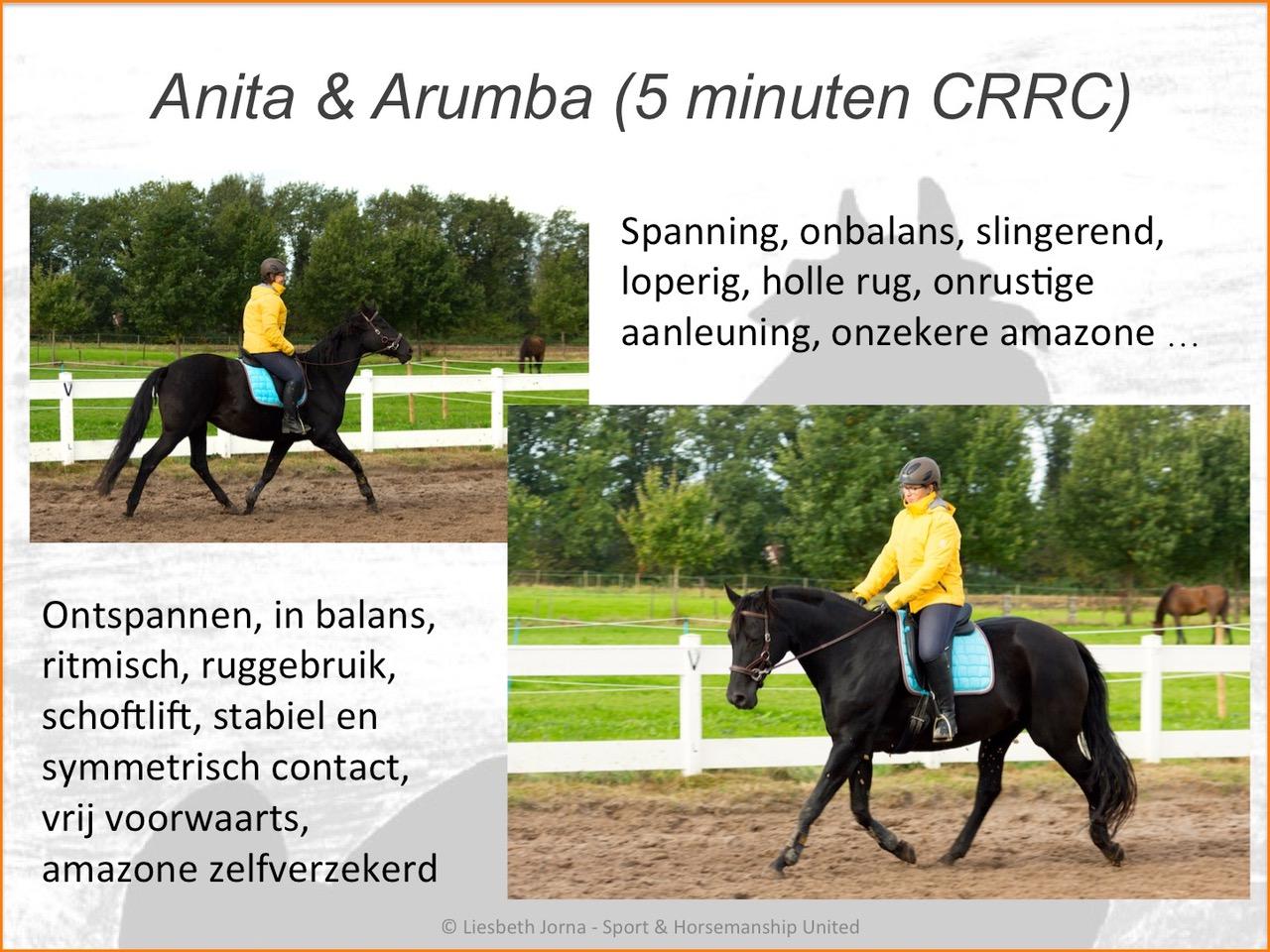 Voor en na Anita